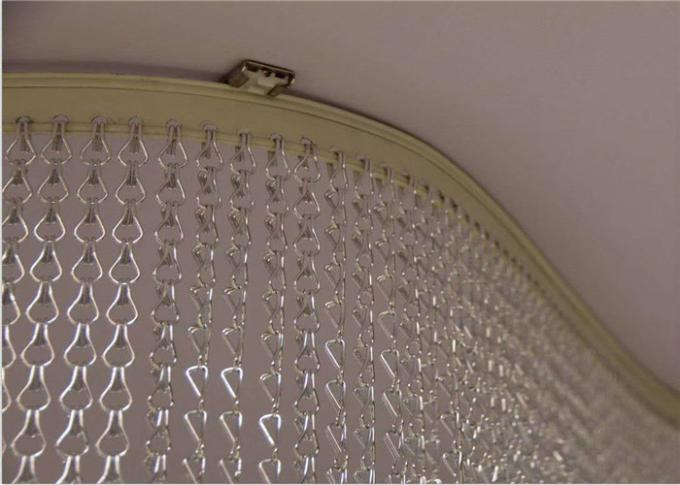2.0mm Fly Screen Chain Curtain 1