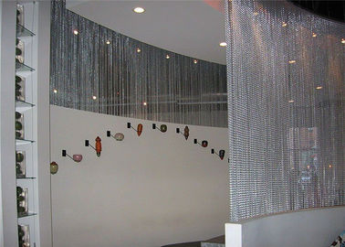 China 2.0mm Fly Screen Chain Curtain supplier