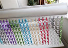 Anodised Deco Mesh Rope Aluminium Chain Door / Fashion Fly Screen Curtain