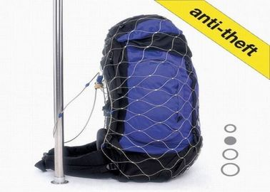 Anti Theft Backpack Mesh